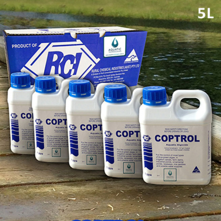 Australian algaecide safe for use